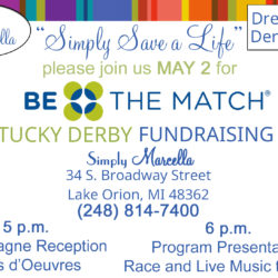 Be The Match Durby Event Top