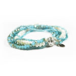 Blue Moon 4-in-1 Bracelet Side 962a