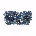 Blueberry Torte Bracelet Closed 881c