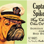 Captain Spike's Nag Champa Olive Oil Soap Package Front LP01-1