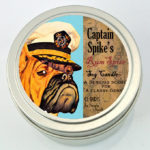 Captain Spike's Rum Spice Soy Candle LP02-2