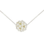 Carnation Charm Necklace 1035 and 1035a