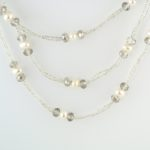 Crystal Harmony Necklace Hanging 831