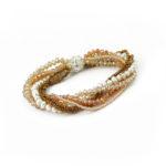 Dazzle Me Caramel Bracelet 922a