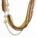 Dazzle Me Caramel Necklace 922