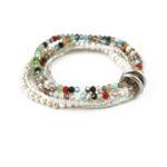 Dazzle Me Confetti Bracelet 942a