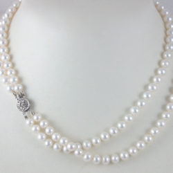 Double-Strand Necklace 14