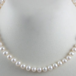 Freshwater Pearl Necklace 600