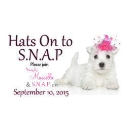 Hats on to SNAP (2)
