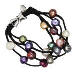 Mardi Gras Bracelet Multicolor1066