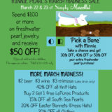 Minnie's March Madness Sale!