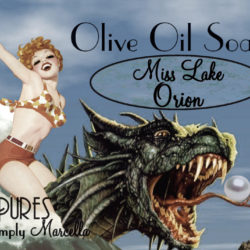 Miss Lake Orion Soap Package Front LP01-21