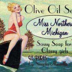 miss northern michigan soap