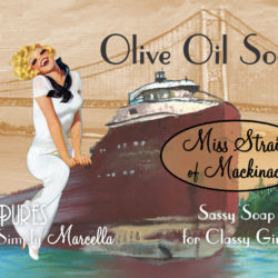miss straits of mackinac soap