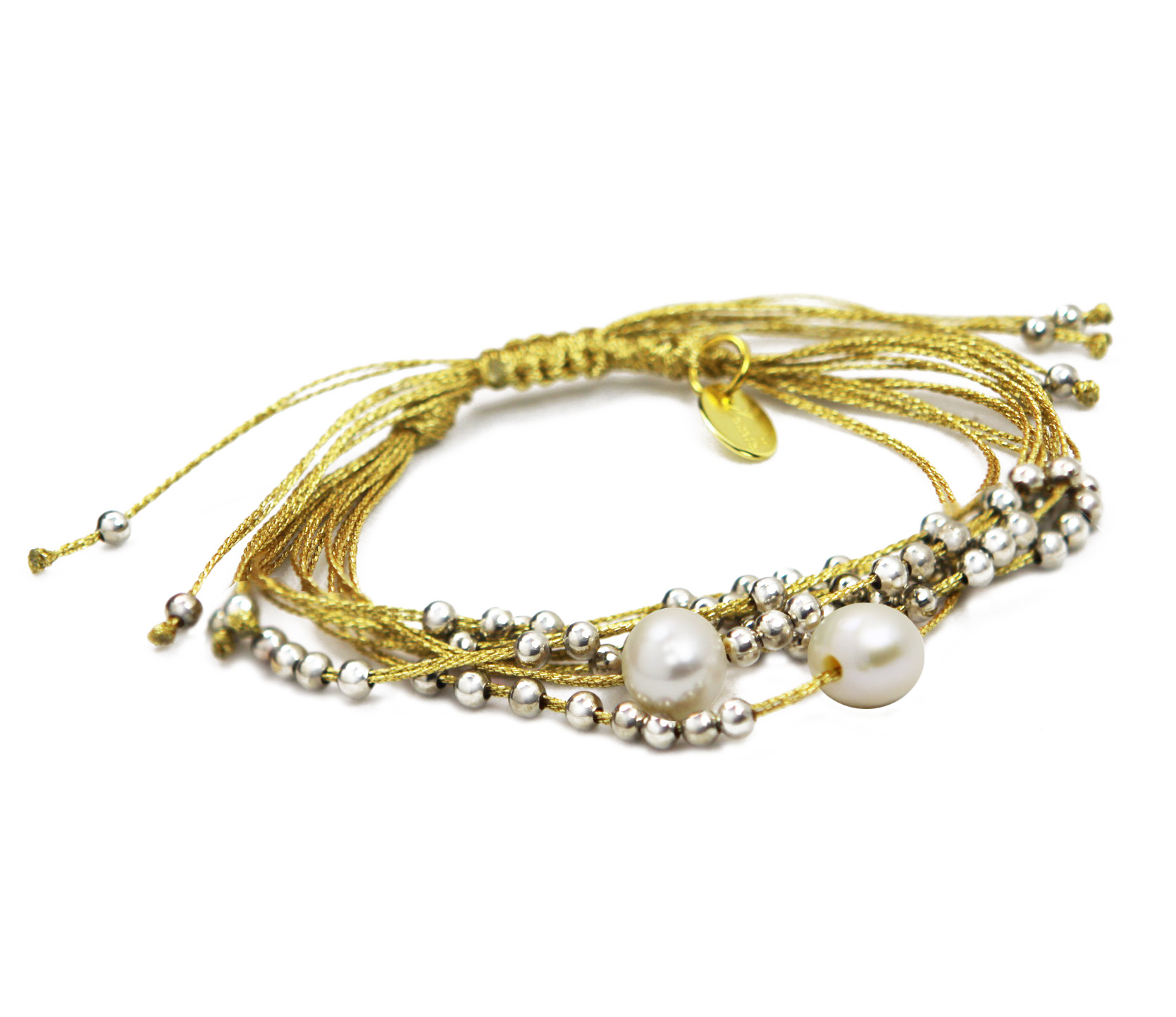Perfect Match Bracelet Gold and Silver