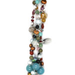 Rainbow's End Necklace 1088 Twisted