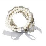 Romance Bracelet 1089b Pearl Side