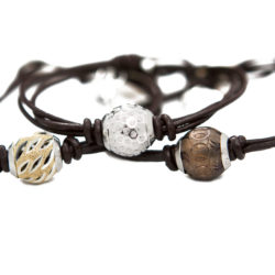 strut-your-stuffrosabella-and-leather-bracelet-4