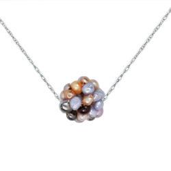 Vintage Bouquet Necklace 1035c