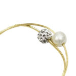 You Should Be Dancing Bracelet 1023c Close Up Pearl